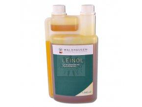 Lněný olej Waldhausen 1l