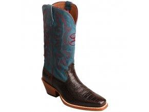 Dámské westernové boty Twisted X Women´s Hooey Green