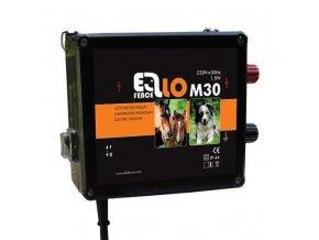 Elektrický ohradník síťový ELLOFENCE M100 1,1J
